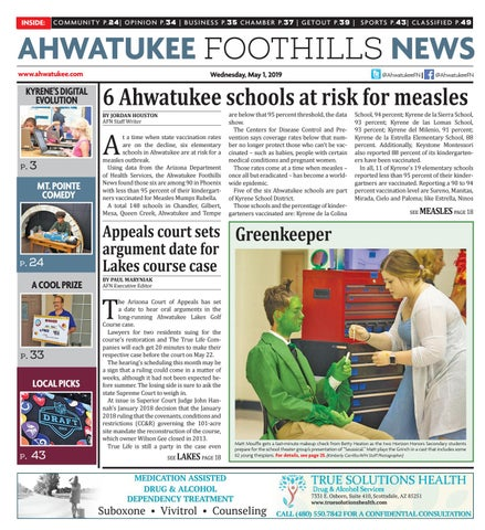 99e61f9d157 Ahwatukee Foothills News - May 1, 2019 by Times Media Group - issuu
