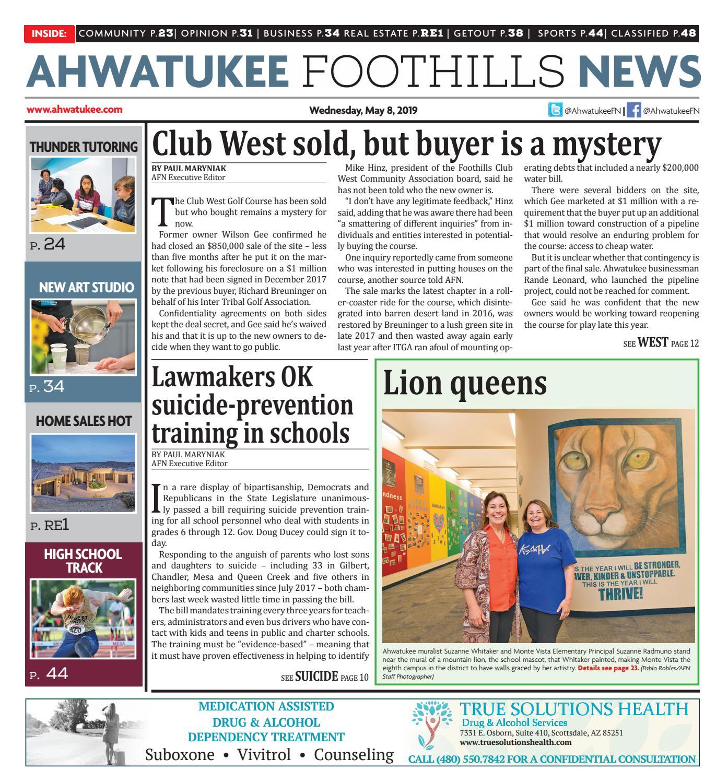 04ea496f2 Ahwatukee Foothills News - May 8