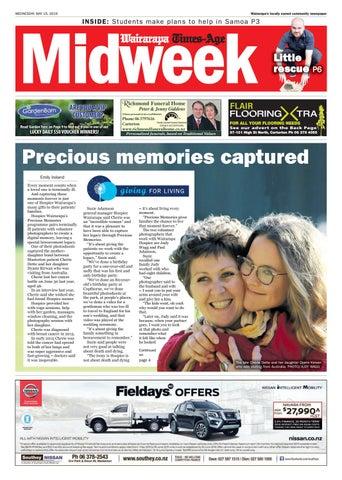 99876ef29 Wairarapa Midweek Wed 15th May by Wairarapa Times-Age - issuu
