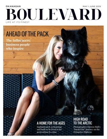 Boulevard Magazine, Okanagan - May/June 2019 by Boulevard
