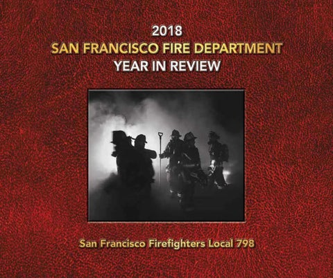 2018 San Francisco Fire Department Year in Review by