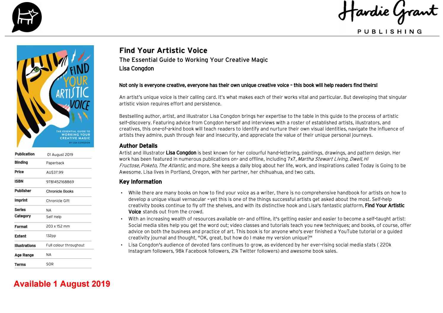 HGBooks Part 2 September Kit 2019 by Hardie Grant Publishing