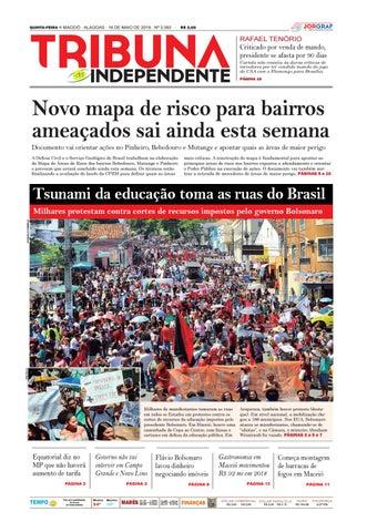338aee525 Edição número 3393 - 16 de maio de 2019 by Tribuna Hoje - issuu