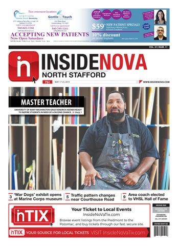 InsideNoVa/North Stafford, May 17, 2019 by InsideNoVa - issuu