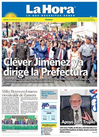 5de693d6a Diario La Hora Loja 16 de Mayo 2019 by Diario La Hora Ecuador - issuu