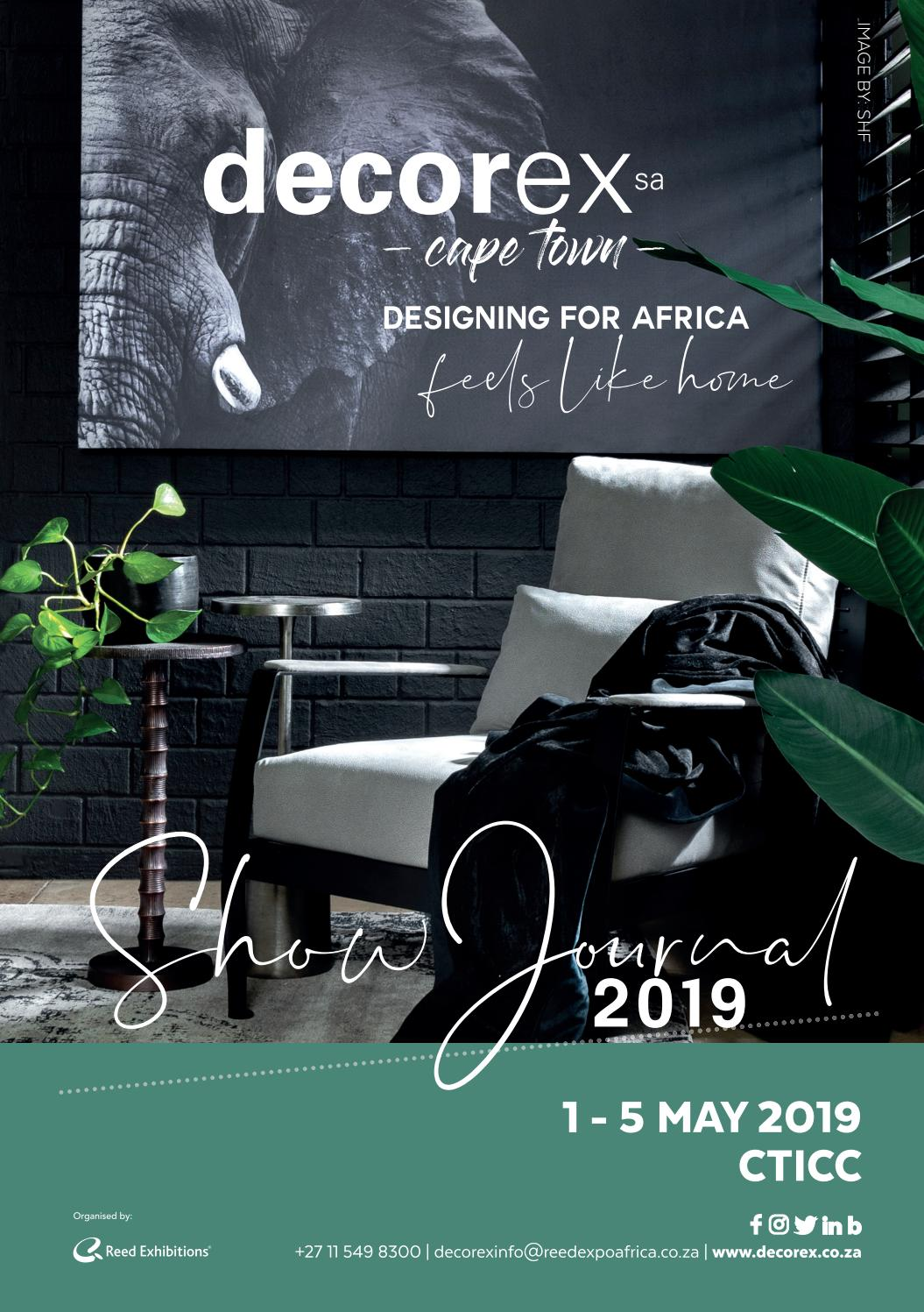 Decorex Cape Town Show Journal by Decorex SA - issuu