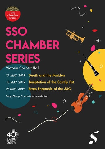SSO Chamber Series by Singapore Symphony - issuu