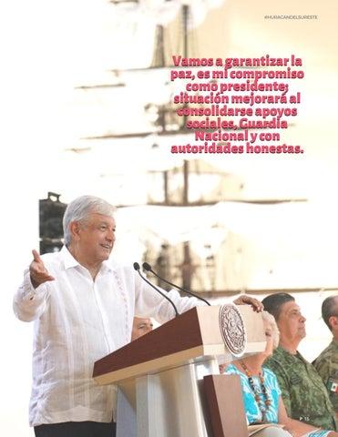 Page 15 of Heredamos crisis y contubernios: No más impunidad.