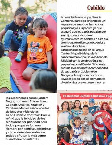 Page 31 of Gobierno de Nacajuca festeja a los niños en su día