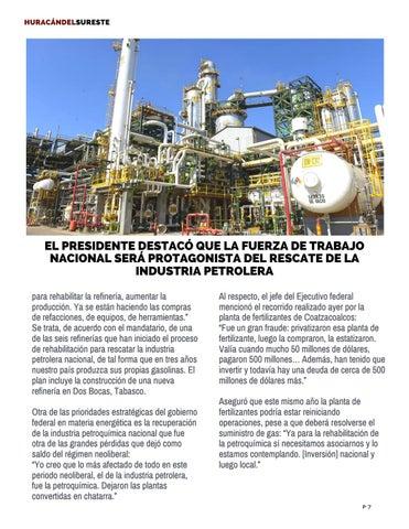 Page 7 of Empresas corruptas no participarán en licitaciones del Gobierno de México