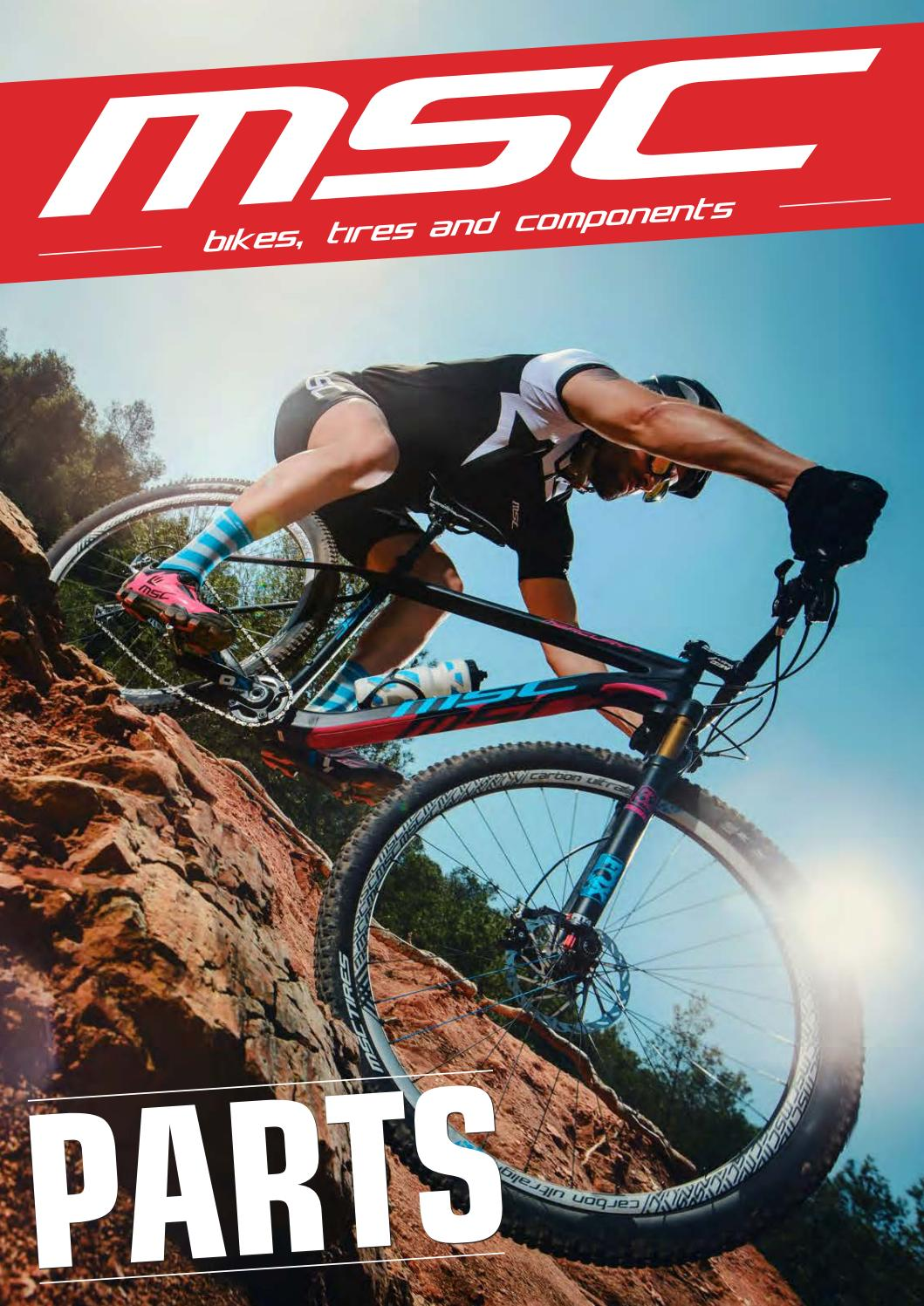 MSC PARTS by MSC BIKES issuu