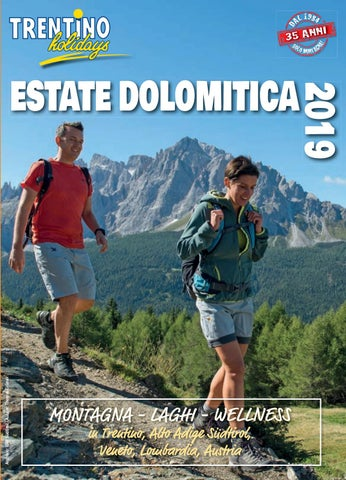 Trentino holidays Estate 2019 by enrico luchi - issuu