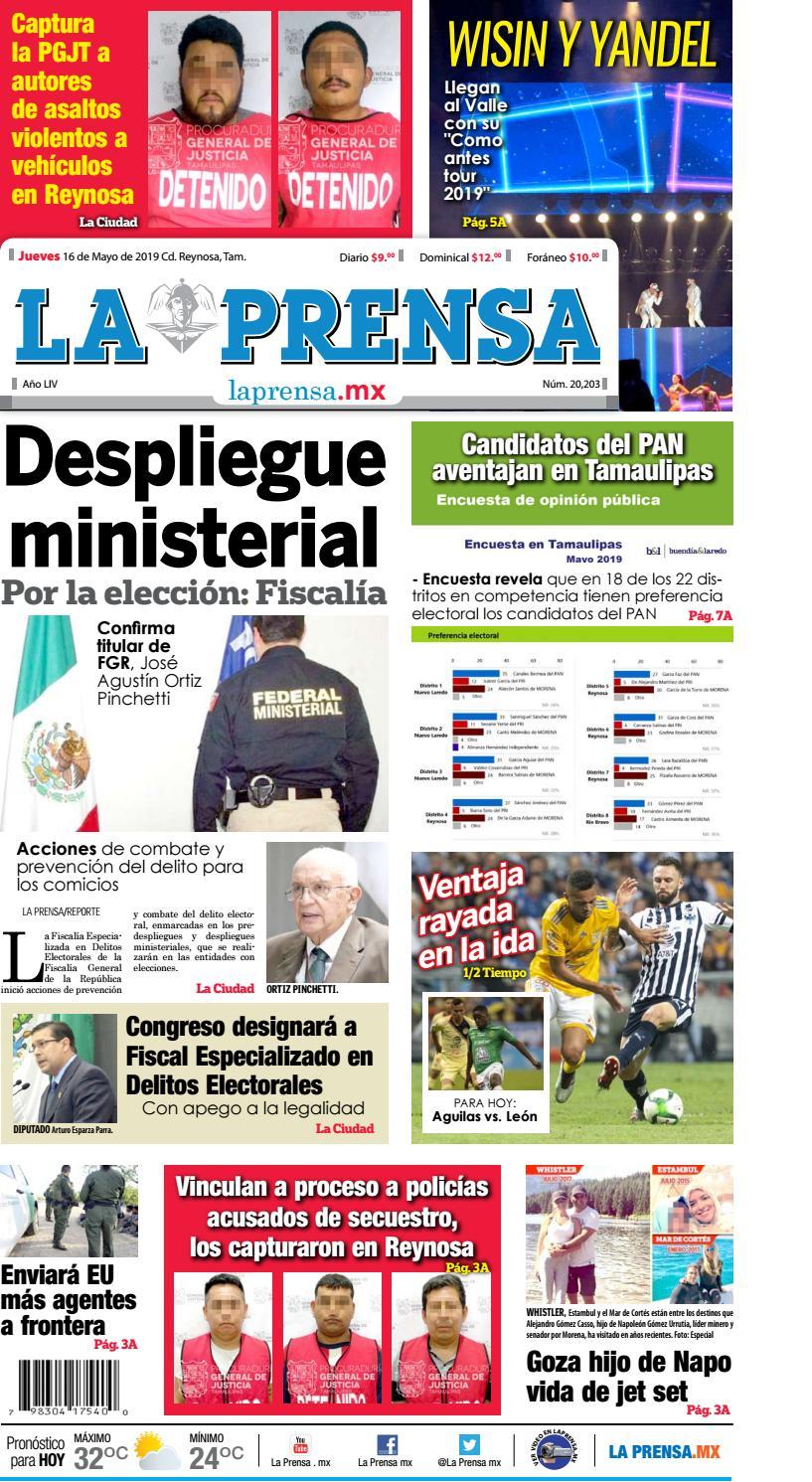 Reynosa La Prensa Issuu By Laprensa De RL3jqA54