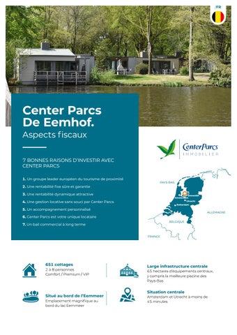 Center Parcs De Eemhof Plattegrond.Center Parcs De Eemhof Expose Nl By Center Parcs Vastgoed Issuu