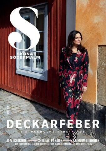 5ed004c0f54 Sköna Södermalm 2019/05 by Alm & Möller/Royal Publishing Group AB ...