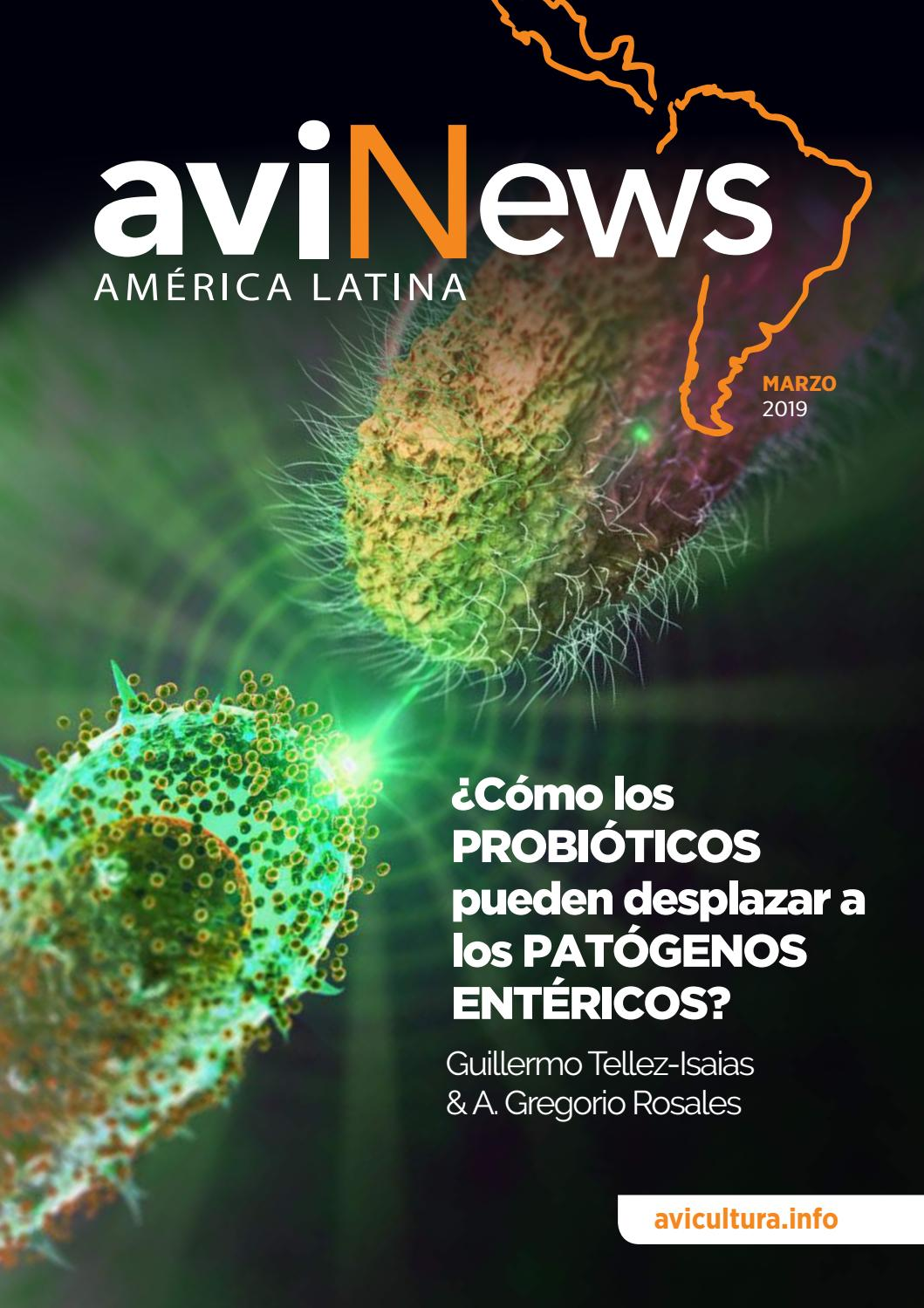 6cb212a123 Revista aviNews LATAM MARZO 2019 by Grupo agriNews - issuu