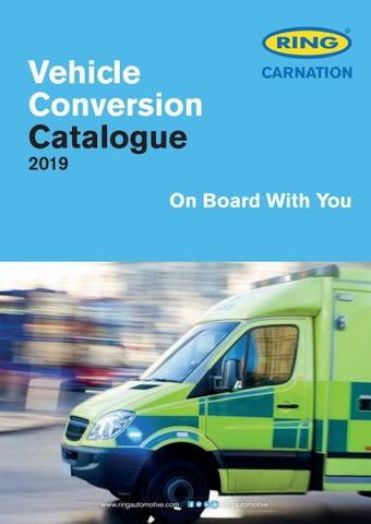 Ring Vehicle Conversion Catalogue 2019 by ringautomotive2 - issuu