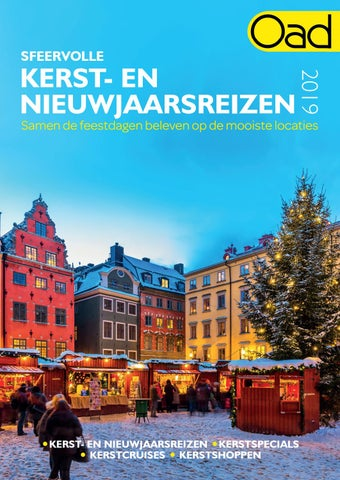 Kerst En Nieuwjaarsreizen 2019 By Oad Official Issuu