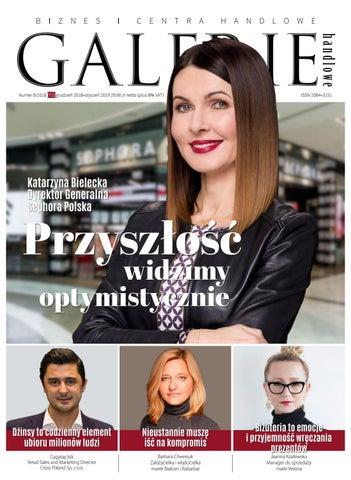 2618c0a13137a Magazyn Galerie Handlowe [Shopping Malls Magazine - B2B] - December ...