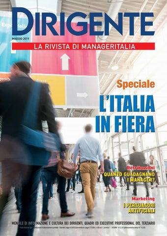 Dirigente Maggio 2019 by Manageritalia issuu