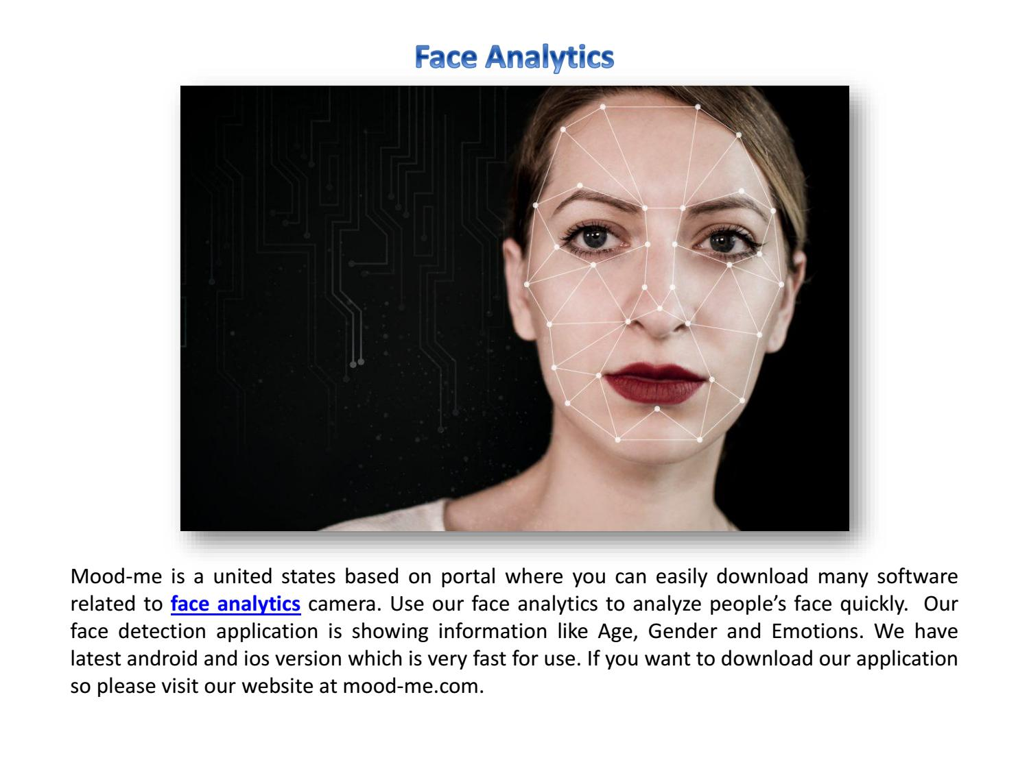 Facial Insights by Mood Me - issuu