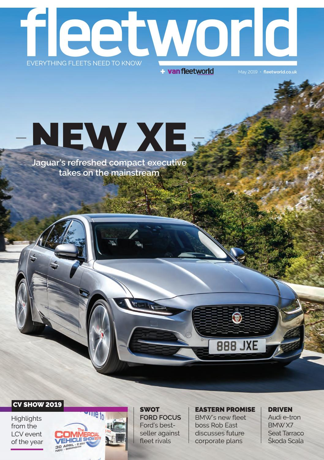 Fleet World May 2019 by Fleet World Group - issuu