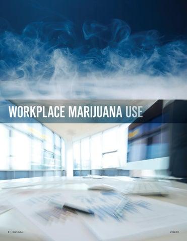 Page 8 of Workplace Marijuana Use