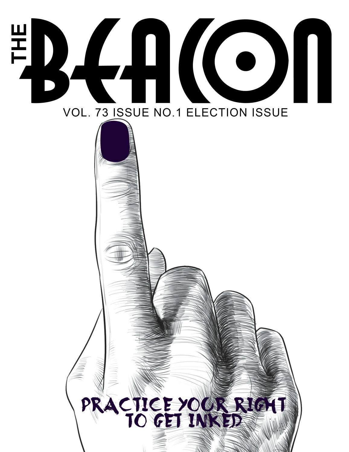 The Beacon Election Issue April May 2019 By Beacon Publications