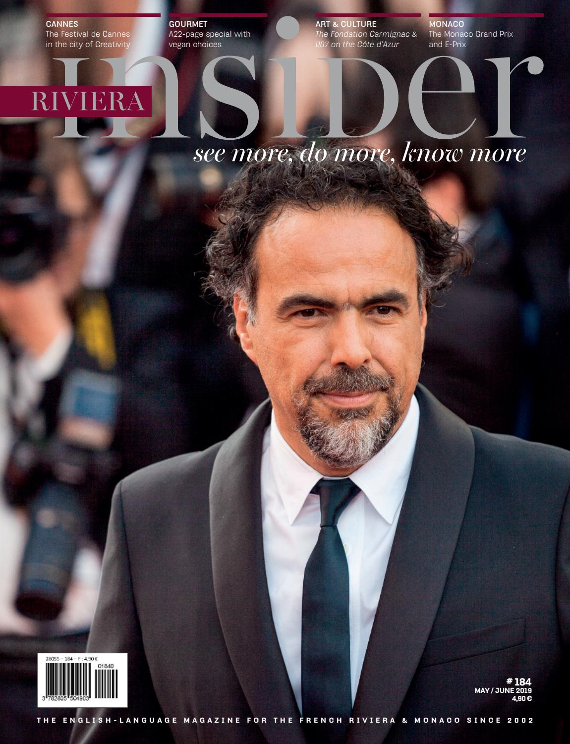 Riviera Insider Mayjune 2019 By Riviera Press Issuu