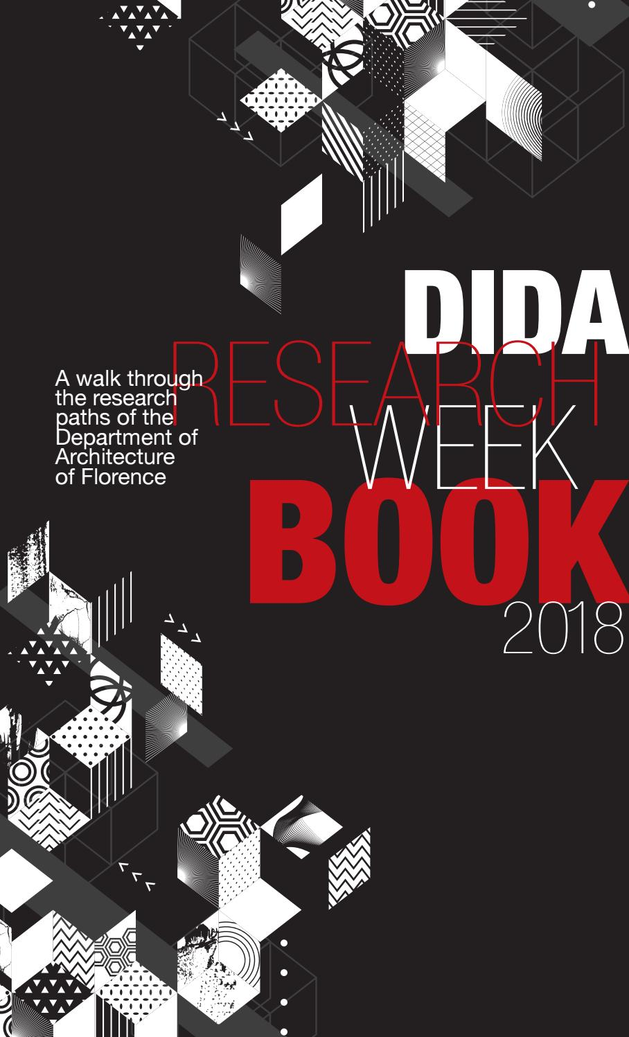 Progettazione Casa In 3D dida research week book by dida - issuu