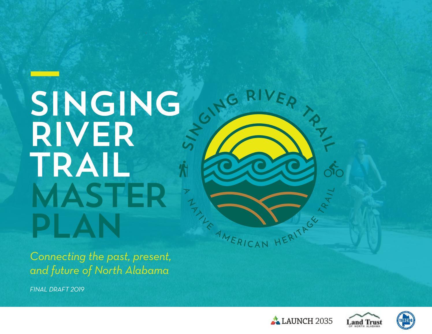 Singing River Trail Master Plan - Draft by Alta Planning +