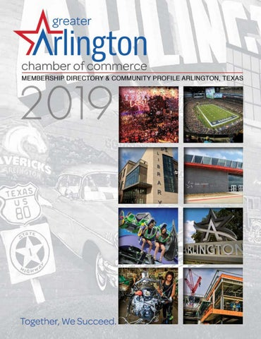 Chamber of Commerce Membership Directory by Arlington Today - issuu