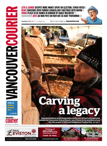 Vancouver Courier May 16 2019 by Vancouver Courier - issuu