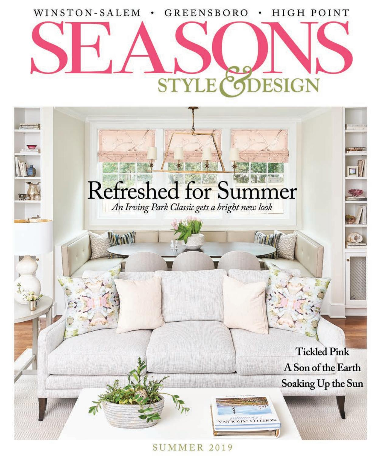 Seasons Summer 2019 by O Henry magazine - issuu