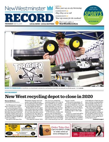 fca4f474f9 New Westminster Record May 16 2019 by Royal-City-Record - issuu