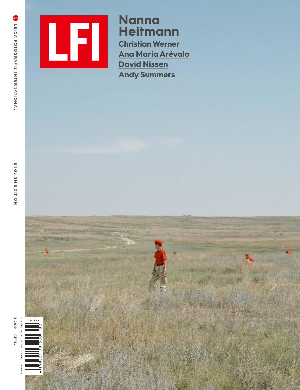 LFI Magazine 3/2019 E by LFI – Leica Fotografie