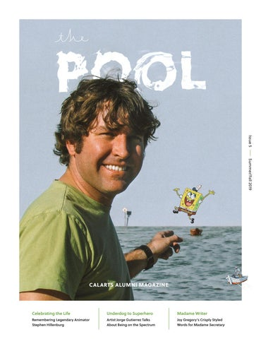 buy online 2ada2 bdd57 The Pool, Issue 5 by California Institute of the Arts - issuu