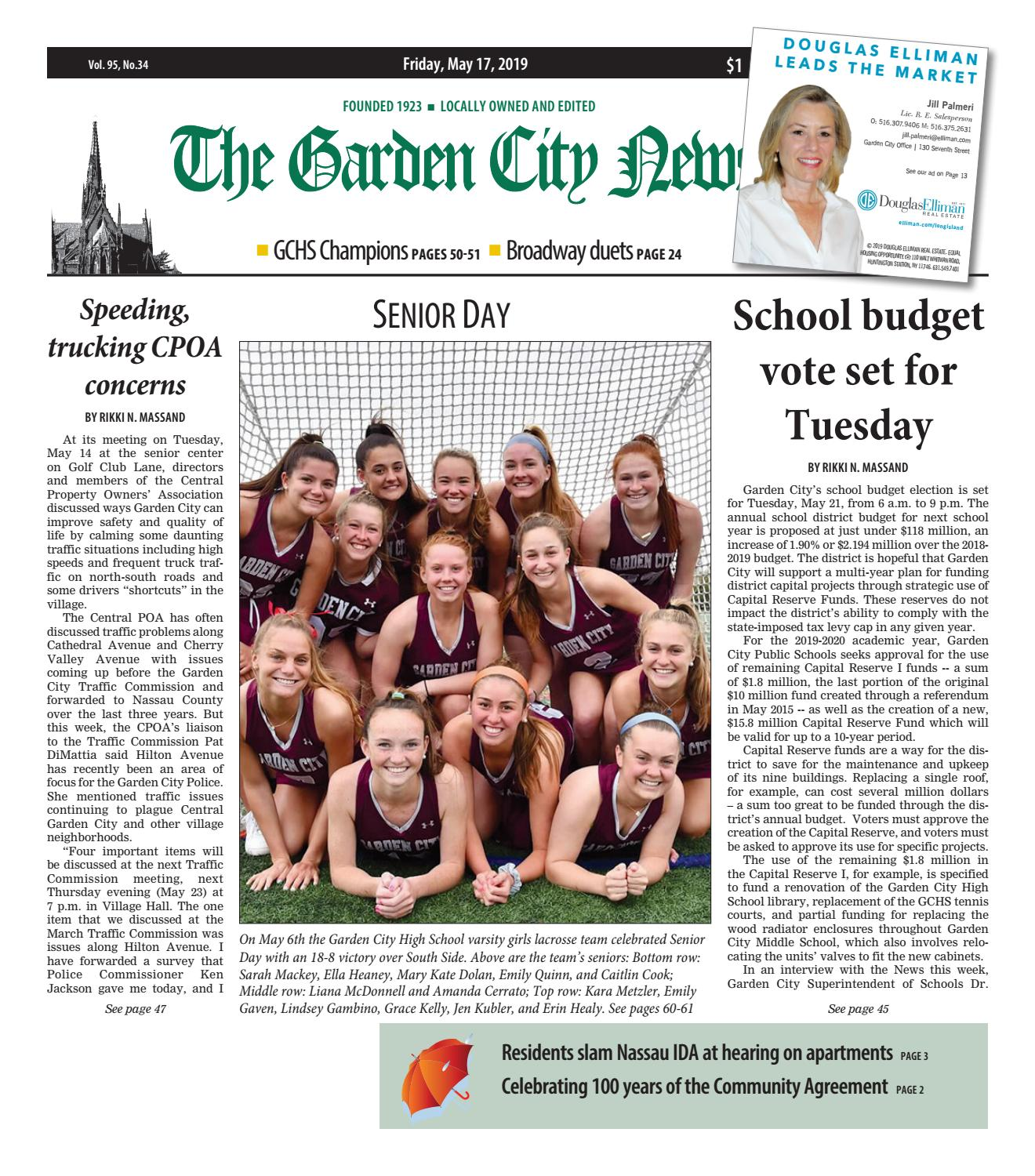 The Garden City News (05/17/19) by Litmor Publishing - issuu