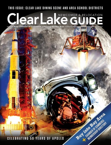 Clear Lake Newcomer Relocation Guide 2019 Issue 1 By Web