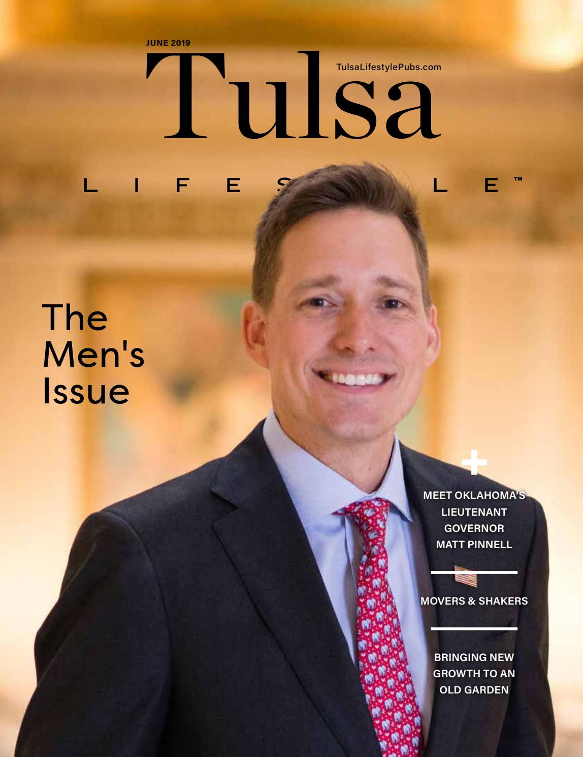 Tulsa Ok June 2019 By Lifestyle