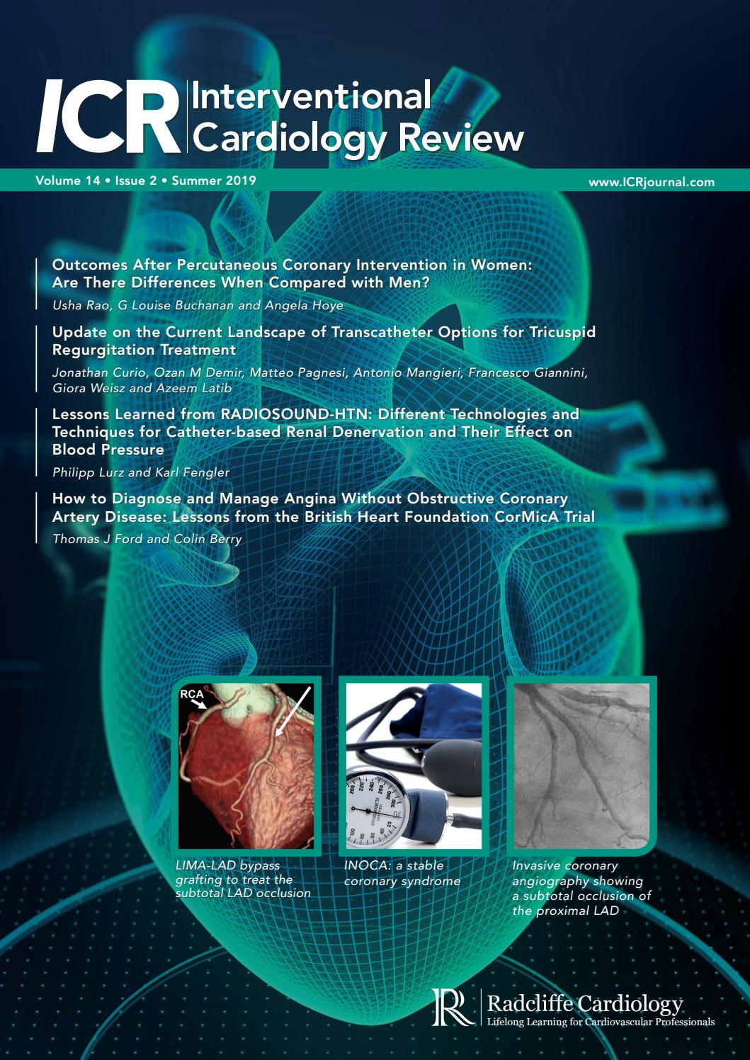 ICR 14 2 by Radcliffe Cardiology - issuu