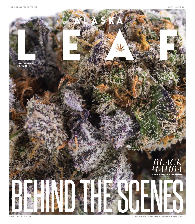 May 2019 Alaska Leaf By Northwest Leaf Oregon Leaf
