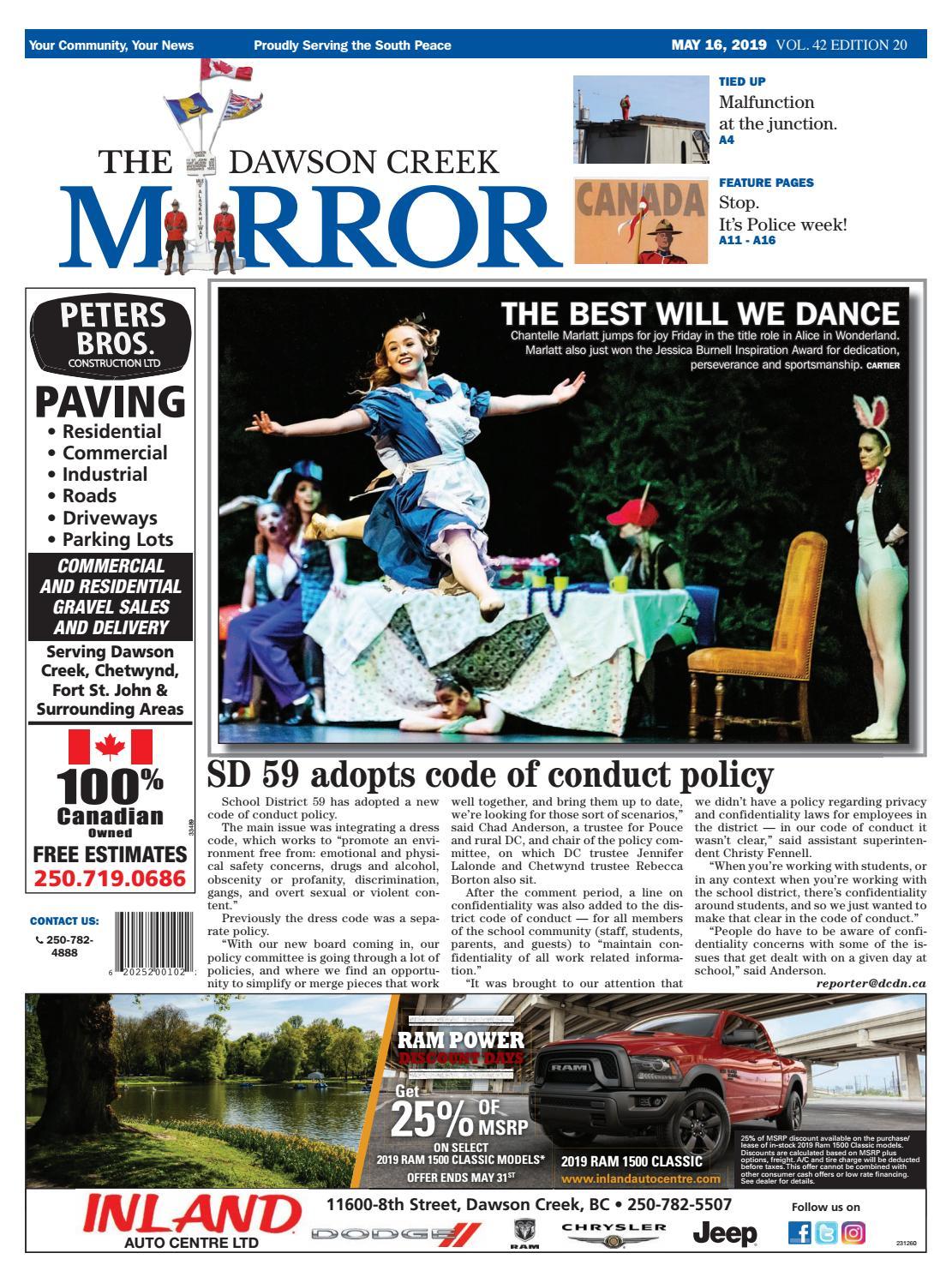 Dawson Creek Mirror 2019-0516 by The Mirror - issuu
