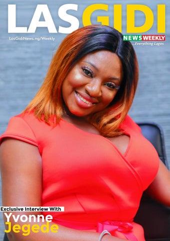 Yvonne Jegede On Lasgidi News Weekly By Lasgidinews Ng Issuu