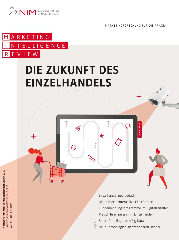 Die Zukunft des Einzelhandels Vol. 11 No. 1 (2019) by NIM