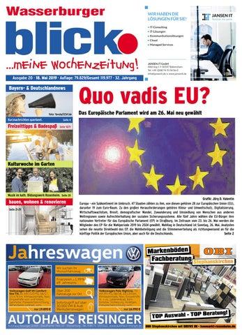 By Blick 202019 Blickpunkt Verlag Wasserburger Ausgabe fgbyvY76