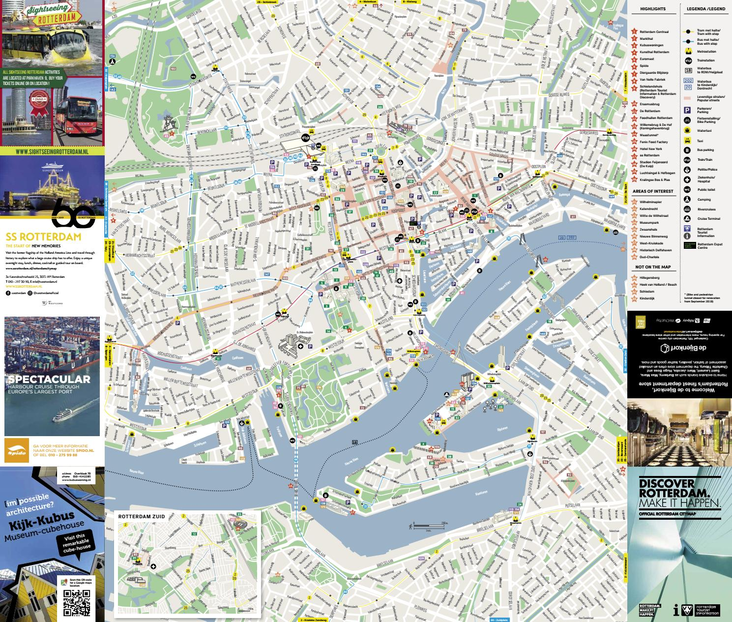 City Map Rotterdam by Rotterdam Partners - issuu