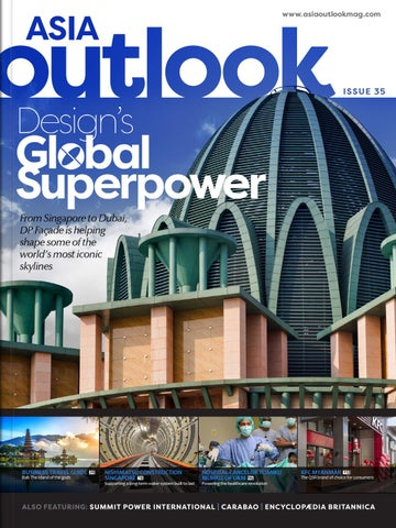 Asia Outlook - Issue 35 by Outlook Publishing - issuu