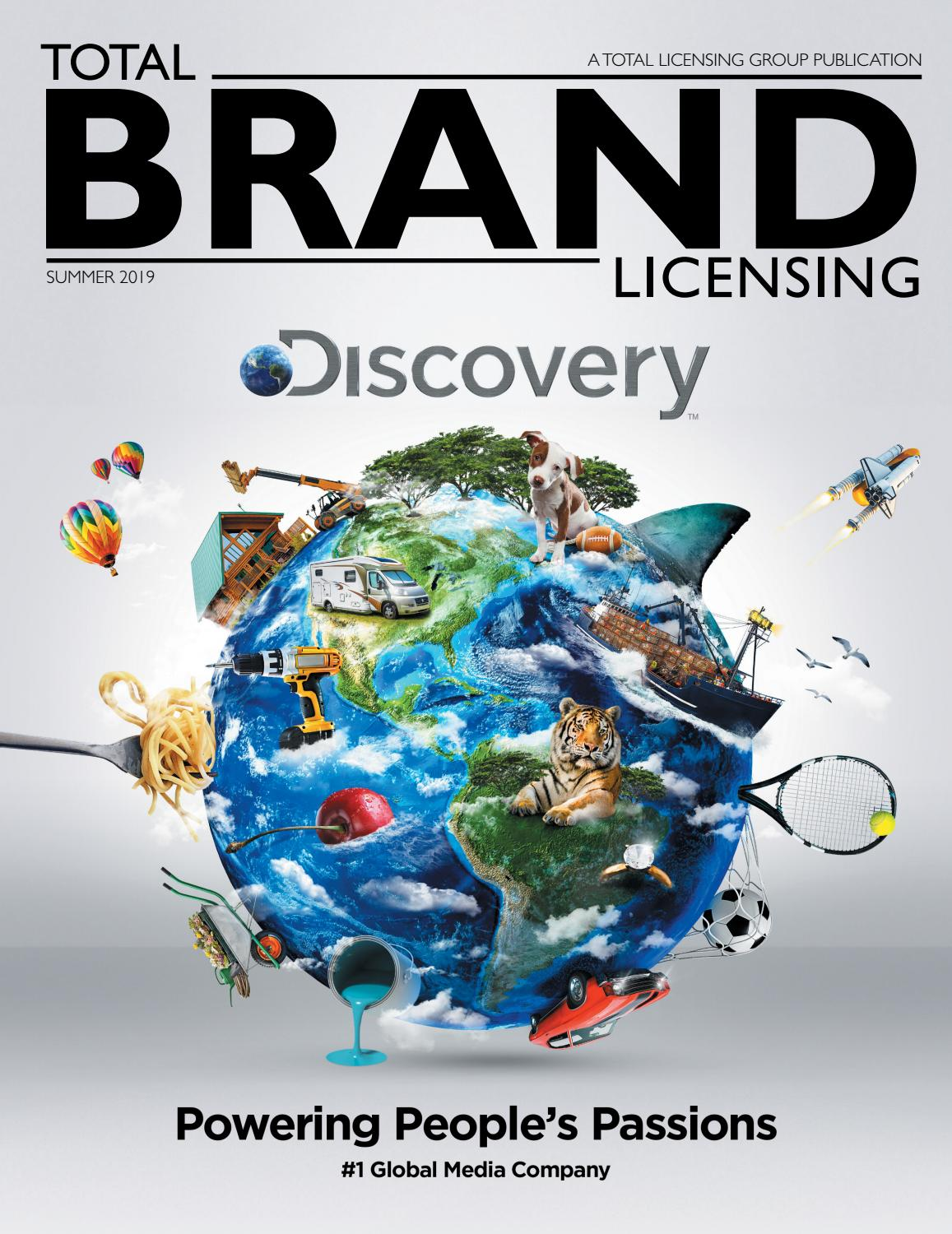 Total Brand Licensing Summer 19 by Total Licensing - issuu
