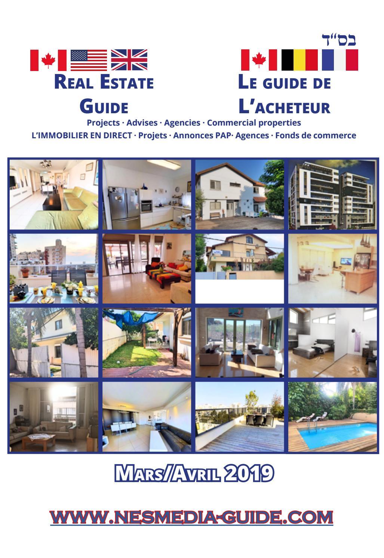 Le Guide De L Acheteur Francophone En Israel By Nesmedia Issuu